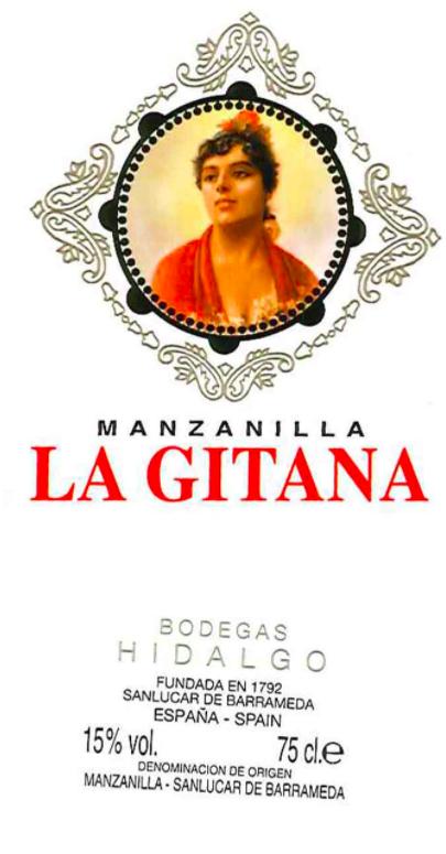 Hidalgo La Gitana